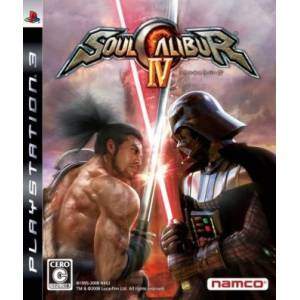 Soul Calibur IV [PS3 - Used Good Condition]