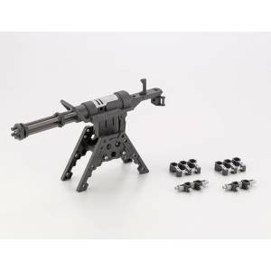 M.S.G Modeling Support Goods Heavy Weapon Unit 32 Gatling Gun 2 Plastic Model [Kotobukiya]