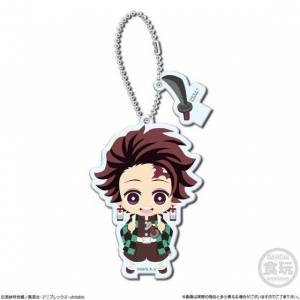 Demon Slayer: Kimetsu no Yaiba All Characters Assemble! Mitsumete Acrylic Charm 8 Pack BOX [Bandai]