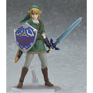Figma Link: Twilight Princess ver. The Legend of Zelda: Twilight Princess [Figma 319]