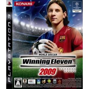 Winning Eleven 2009 / PES 2009 [PS3 - Used Good Condition]