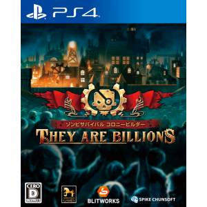 Zombie Survival Colony Builder They Are Billions [PS4]