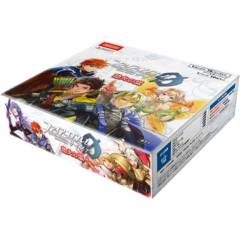 "TCG Fire Emblem Cipher Booster Pack ""Gouka no Arashi"" 16 Pack BOX [Trading Cards]"
