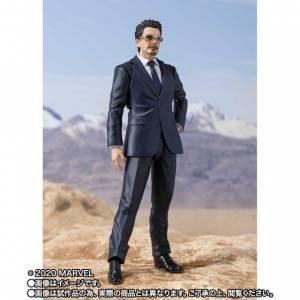 FREE SHIPPING - SH Figuarts Tony Stark Birth of Iron Man Limited Edition [Bandai]