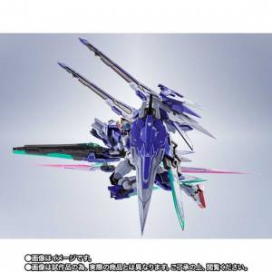 METAL ROBOT Spirits Side MS Gundam 00 XN Raiser + Seven Sword + GN Sword Blaster Set Limited [Bandai]