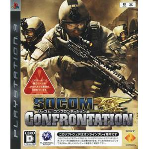 SOCOM - Confrontation [PS3]