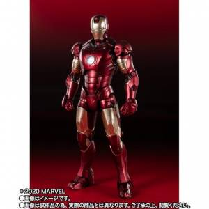 SH Figuarts Iron Man Mark 3 Birth of Iron Man Limited Edition [Bandai]