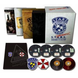 Bio Hazard 15th Anniversary Box - e-Capcom Limited Edition [PS3 - Used Good Condition]