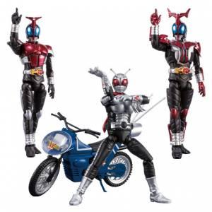 SHODO-X Kamen Rider 10 10 Pack BOX [Bandai]