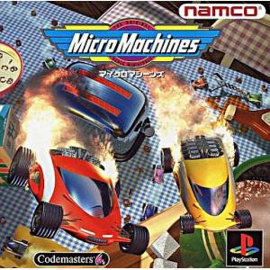 Micro Machines / Micro Machines V3 [PS1 - Used Good Condition]
