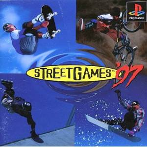 Street Games '97 [PS1 - Used Good Condition]