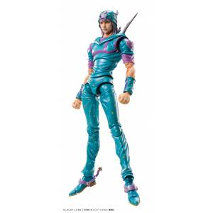 Super Action Statue Johnny Joestar Second JoJo's Bizarre Adventure Steel Ball Run [Medicos Entertainment]