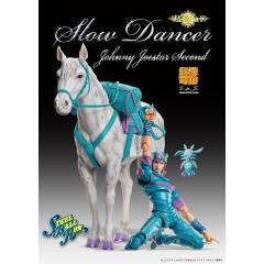 Super Action Statue Slow Dancer & Johnny Joestar Second Limited Set [Medicos Entertainment]