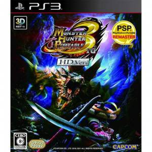 Monster Hunter Portable 3rd HD Ver. [PS3 - occasion]