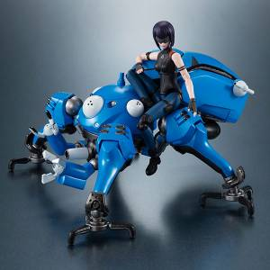 Variable Action Hi-SPEC Ghost in the Shell: SAC_2045 Tachikoma & Motoko Kusanagi [Megahouse]