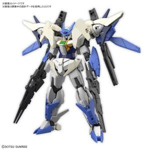 "HGBD:R 1/144 00 Gundam Series New Unit ""Gundam Build Divers Re:RISE"" Plastic Model [Bandai]"