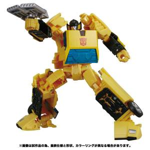 Transformers Earth Rise ER-11 Sunstreaker [Takara Tomy]