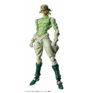 Super Action Statue Diego Brando JoJo's Bizarre Adventure Steel Ball Run [Medicos Entertainment]