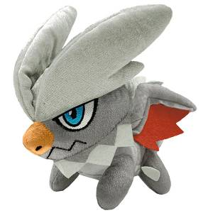 Monster Hunter Deformed Plush Kushala Daora [Goods]