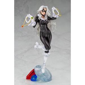 MARVEL BISHOUJO Black Cat Steals Your Heart [Kotobukiya]