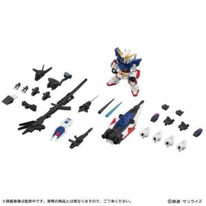 MOBILE SUIT ENSEMBLE EX 21 Gundam F90 II Limited Edition [Bandai]