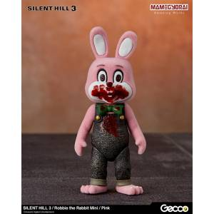 Silent Hill 3 Robbie the Rabbit Mini Pink [Gecco]