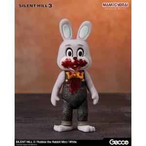 Silent Hill 3 Robbie the Rabbit Mini White [Gecco]