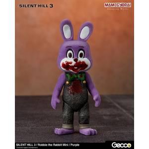 Silent Hill 3 Robbie the Rabbit Mini Purple [Gecco]
