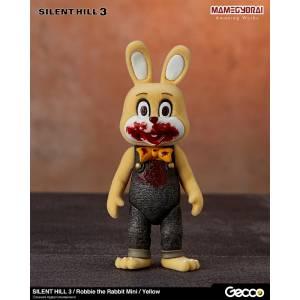 Silent Hill 3 Robbie the Rabbit Mini Yellow [Gecco]