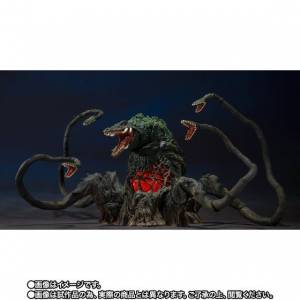 SH MonsterArts Biollante Special Color Ed. Limited Edition [Bandai]