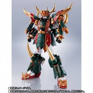 METAL ROBOT Spirits Side MS Guan Yu Gundam (REAL TYPE) Limited Edition [Bandai]