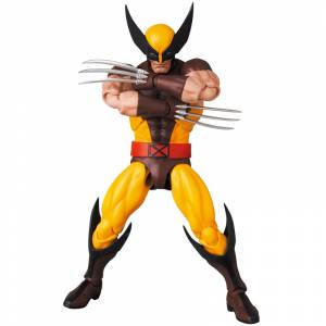 MAFEX WOLVERINE (BROWN COMIC Ver.) [MAFEX No.138]