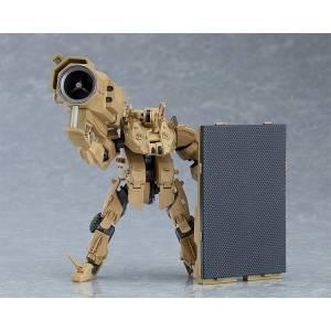 MODEROID 1/35 USMC EXOFRAME: Anti-Artillery Laser System Plastic Model [Moderoid]