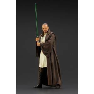 ARTFX+ Qui-Gon Jinn Star Wars: The Phantom Menace [Kotobukiya]