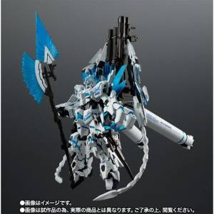 Robot Spirits Side MS Unicorn Gundam Perfectibility Divine Limited Edition [Bandai]