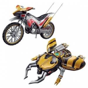 SO-DO CHRONICLE Kamen Rider Kuuga Trichaser 2000 Armored Machine Gouram Limited Set [Bandai]