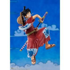 Figuarts Zero Monkey D. Luffy Luffytaro One Piece [Bandai]