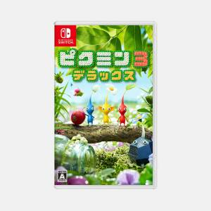 Pikmin 3 Deluxe (Multi Language) [Switch]