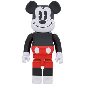 BE@RBRICK / Bearbrick MICKEY MOUSE (R&W 2020 Ver.) 1000% Limited Edition [Medicom Toy]