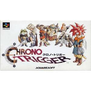 Chrono Trigger [SFC - Used Very Good Condition]