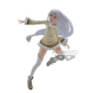 ESPRESTO -Furry materials- Emilia Re:ZERO -Starting Life in Another World [Banpresto] [Used]