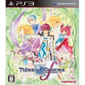 Tales Of Graces F [PS3 - Used Good Condition]
