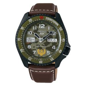 STREET FIGHTER V × SEIKO Collaboration Guile Model Watch [Goods]