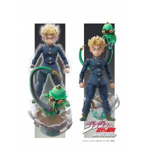 Super Action Statue Koichi Hirose & EC (Act 1) JoJo's Bizarre Adventure [Medicos Entertainment]