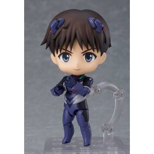 Nendoroid Shinji Ikari: Plugsuit Ver. Rebuild of Evangelion [Nendoroid 1445]