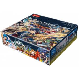 """TCG Fire Emblem 0 (Cipher) Booster Pack Vol.22 """"Victory Song of the Heroes"""" 16 Pack BOX( [Trading Cards]"""