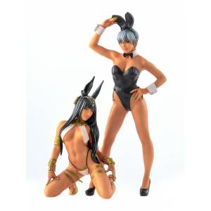PLAMAX MF-47 minimum factory non: Bunny Girl & Anubis Costume [Max Factory]