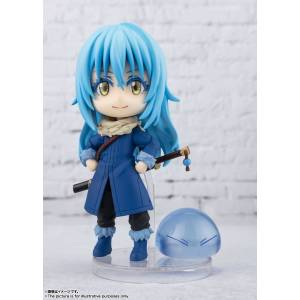 Figuarts Mini RIMURU TEMPEST TENSEI SHITARA SLIME DATTA KEN / THAT TIME I GOT REINCARNATED AS A SLIME [Bandai]