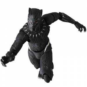 MAFEX BLACK PANTHER Reissue [MAFEX No.091]