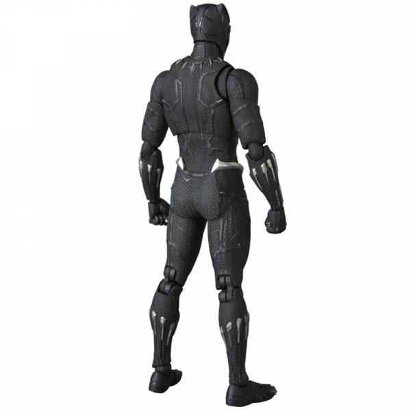 MAFEX No.091 Black Panther 16cm PVC Action Figure Toy Gift New In Box